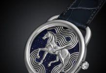 Hermes arceau cheval cosmique