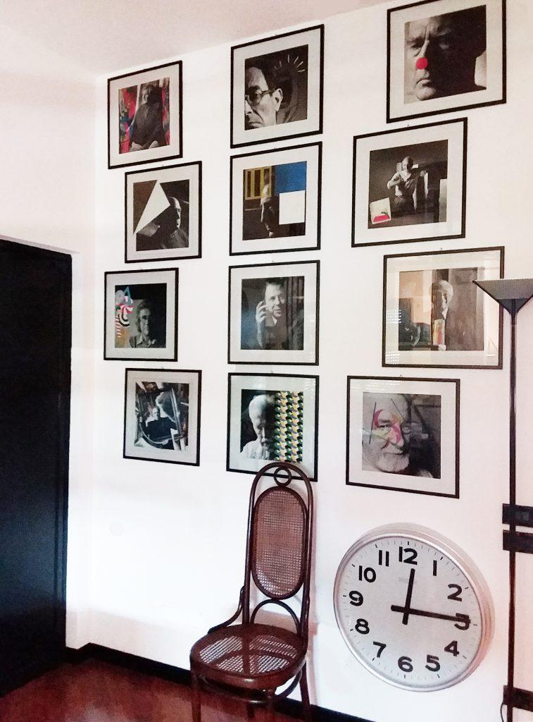 Studio Roger Corona particolare IO&IO