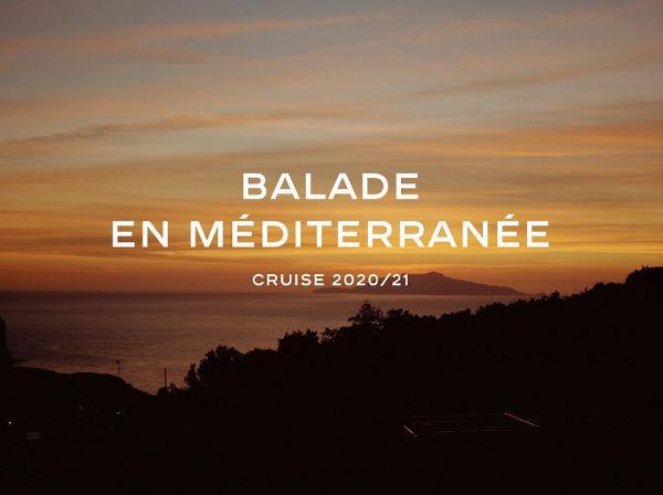 chanel balade en mediterranée