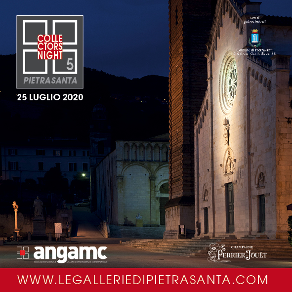 collectors night pietrasanta