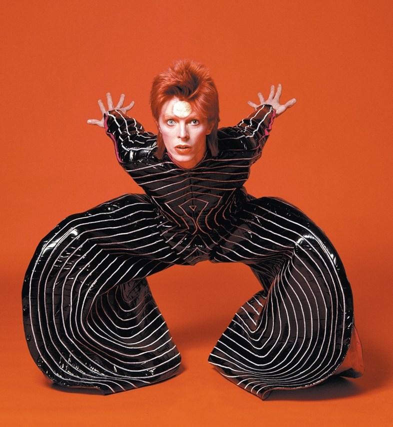 David Bowie in Kansai Yamamoto