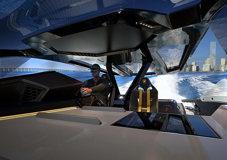 Lamborghini Tecnomar