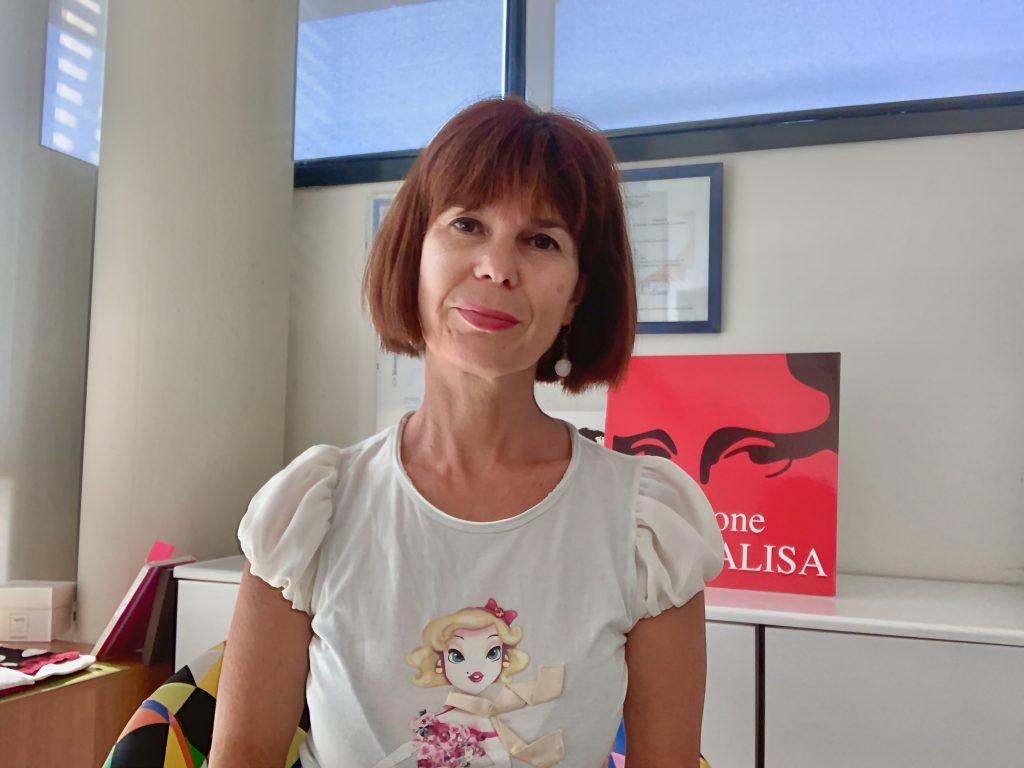 Lucia Fanfani Fondazione Monnalisa