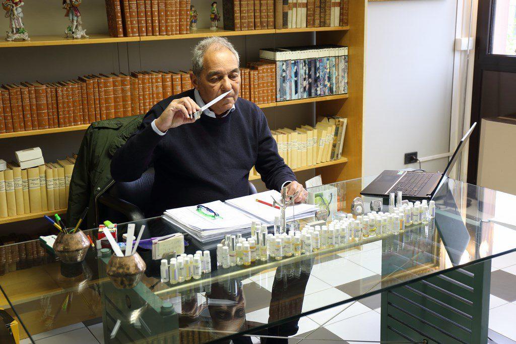 Maurizio Cerizza Mauro Lorenzi Profumi excellence magazine