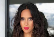 Armani Beauty My Way Adria Arjona