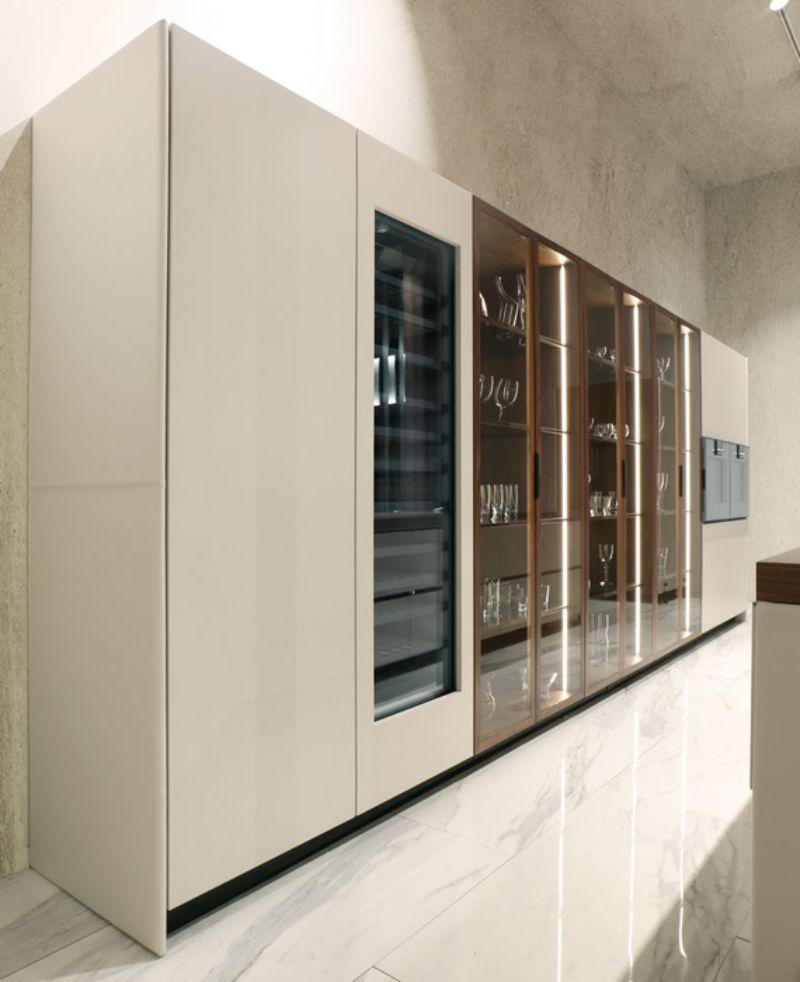 Aston Martin Debuts Its First Kitchen Furniture Design