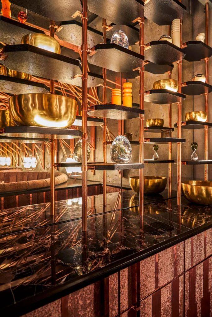 Inside Jin Gui Restaurant in Hamburg A Modern Design by Joyce Wang