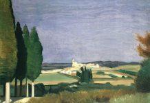 DERAIN Paysage de Provence 2020, ProLitteris, Zurich