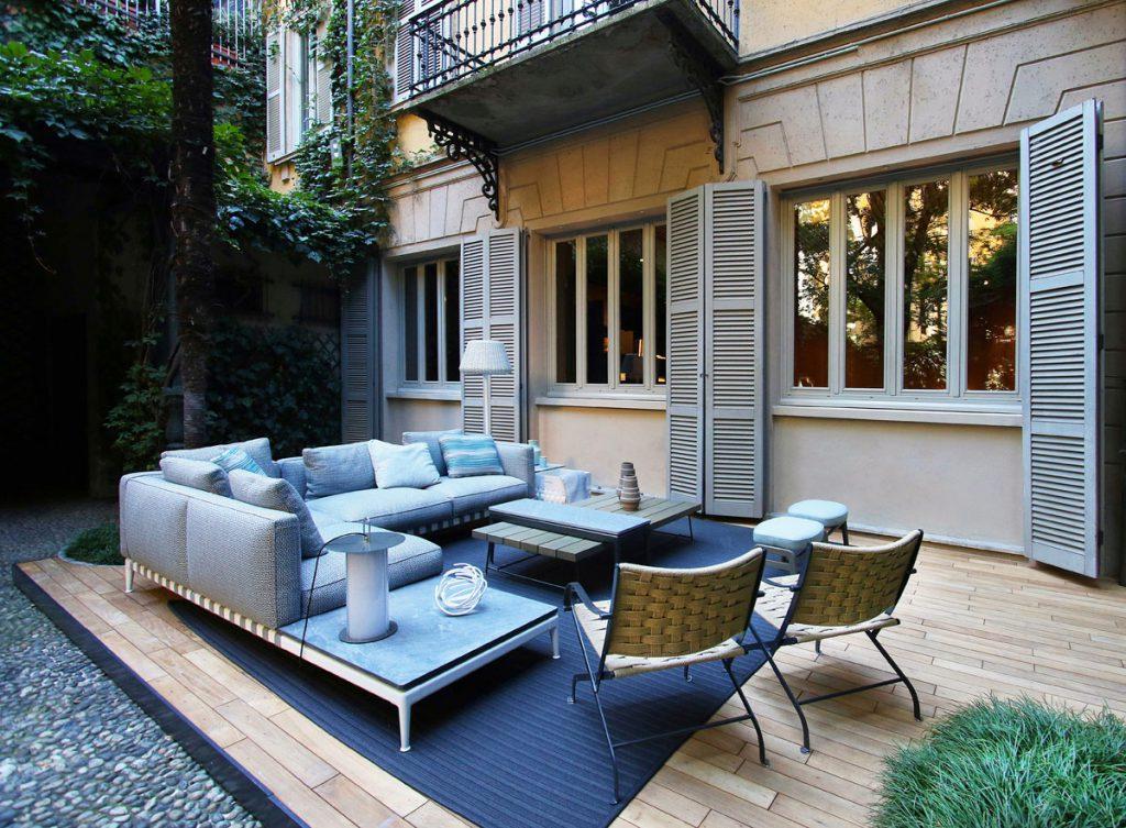 FLEXFORM_Dehor-Esterno Milano Design City