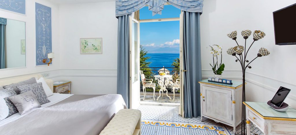 luxury villa excelsior parc capri