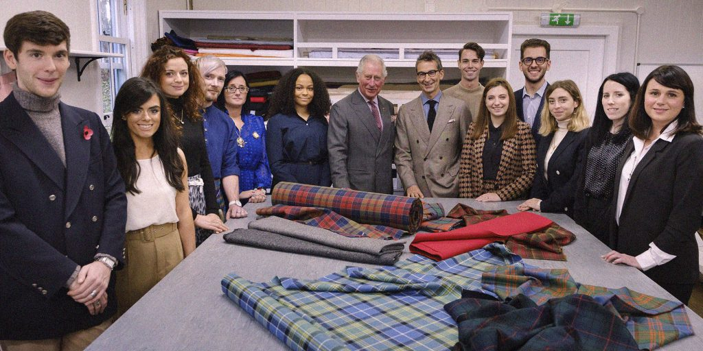 prince's charles collection