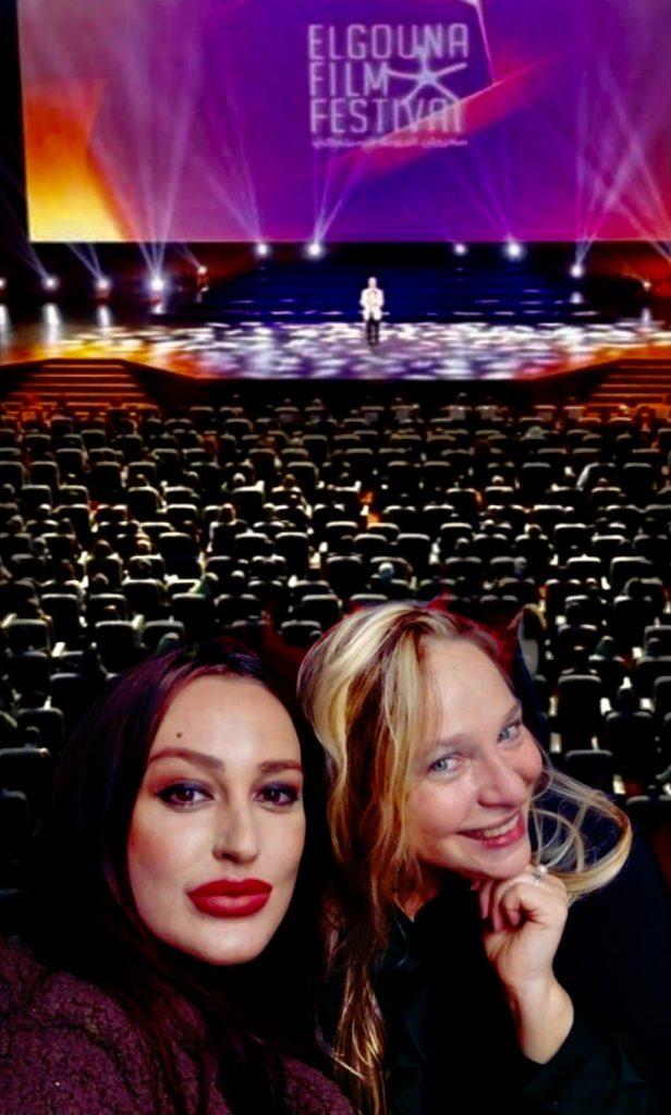 Ieva Lykos - Eleonora Lastrucci El Gouna Film Festival