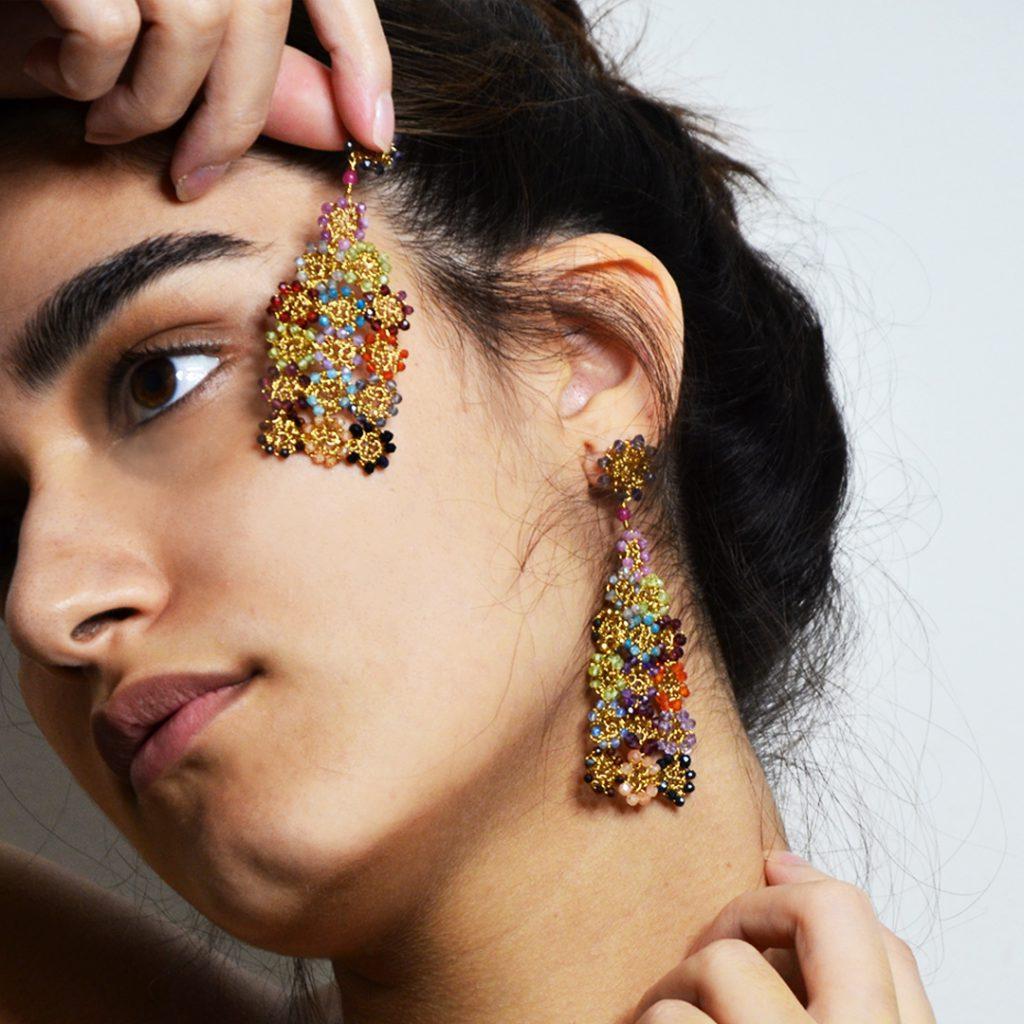 Joy-Jo Arcoiris earrings 2020